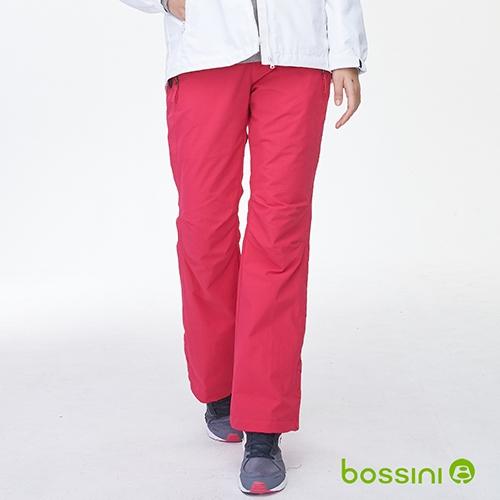 高效熱能雪褲亮桃紅-bossini女裝