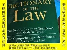二手書博民逛書店蘭登書屋韋氏法律詞典罕見Random House Webster