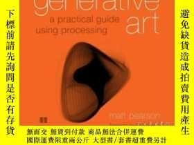 二手書博民逛書店Generative罕見ArtY364682 Matt Pearson Manning Publication