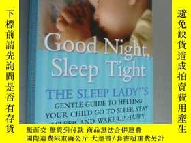 二手書博民逛書店Good罕見Night,Sleep Tight (...help