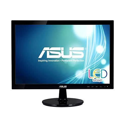 華碩 ASUS VS197DE 19吋 LED 16:9 寬螢幕 顯示器/ 1366x768 / D-Sub【刷卡含稅價】