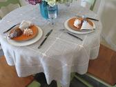時尚田園氣質棉麻餐桌布 茶几布 蓋布 (客製訂單1)