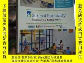 二手書博民逛書店School罕見Specialty Furniture & Eq