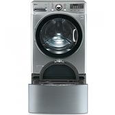 【LG 樂金】滾筒洗脫烘-18KG+下層2.5KG洗衣機WD-S18VCD+WT-D250HV