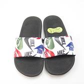 NIKE KAWA SLIDE SE JDI (GS/PS)拖鞋 正品 CT6619010 中童款【iSport愛運動】