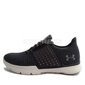 Under Armour UA Slingwrap [1295755-001] 女 慢跑鞋 黑 灰
