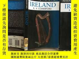 二手書博民逛書店INVENTING罕見THE NATION IRELANDY24