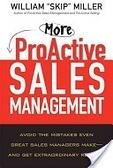 二手書 More ProActive Sales Management: Avoid the Mistakes Even Great Sales Managers Make- and Get  R2Y 9780814410905