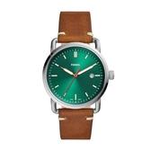 FOSSIL美式潮流三針時尚腕錶FS5540