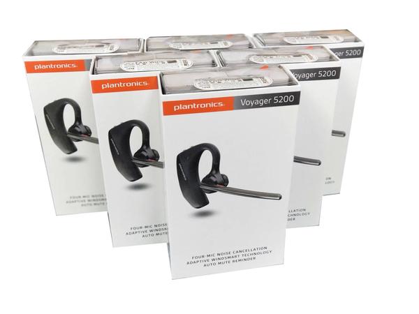 VOYAGER 5200 藍芽耳機/藍牙耳機 遠寬公司貨/Plantronics 繽特力