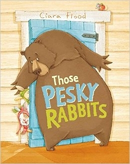 《英文繪本主題:分享》THOSE PESKY RABBITS /平裝繪本