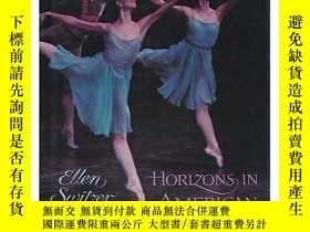 二手書博民逛書店Dancers!罕見Horizons in American D
