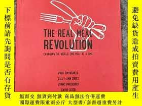 二手書博民逛書店The罕見Real Meal RevolutionY19139