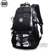大容量戶外登山包運動背包時尚旅游雙肩包