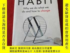 二手書博民逛書店The罕見Power of Habit(英文原版)Y248636