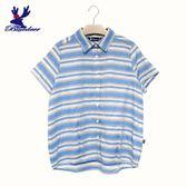 American Bluedeer-條紋抓摺襯衫(魅力價) 春夏新款