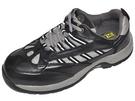 安全鞋 3K 輕型安全鞋 運動安全鞋 綁帶式 B2047AS 黑灰色