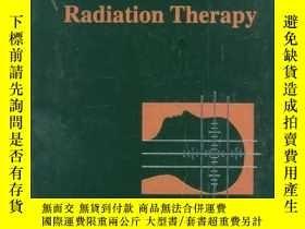 二手書博民逛書店Introduction罕見to Radiation Therapy Technology-放射治療技術概論Y