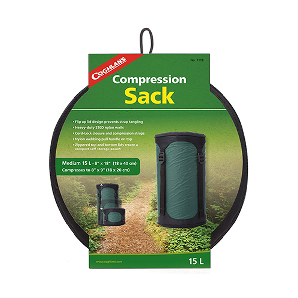 [COGHLAN'S] Compression Sack 睡袋壓縮袋 30L (1123)