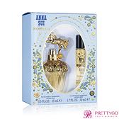 ANNA SUI安娜蘇 童話獨角獸星空香氛禮盒(淡香水50ml+15ml)-公司貨【美麗購】