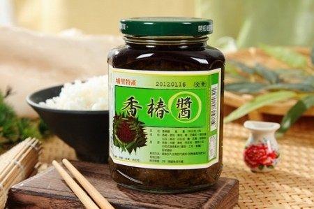 香樁醬(另有麻辣香菇醬)---埔里鎮農會