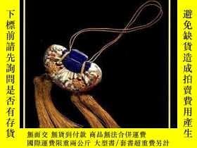 二手書博民逛書店The罕見Chinese Purse: Embroidered