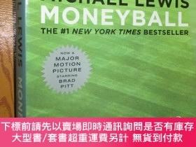 二手書博民逛書店Moneyball:罕見The Art of Winning an Unfair Game 【詳見圖】Y255