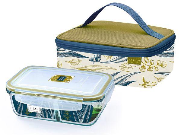 法國 ECO 保鮮盒 提袋組 800ml◎花町愛漂亮◎AB