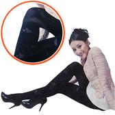 Roberta di Camerino 諾貝達,絲襪褲襪,大小愛心紋款~義大利 ~普若Pr