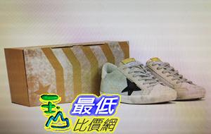 Golden Goose Deluxe Brand 女休閒鞋 W1314412 [COSCO代購]