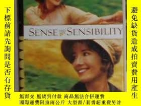 二手書博民逛書店英文原版罕見Sense and Sensibility by J