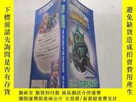 二手書博民逛書店Skylanders罕見Mask of Power: Gill Grunt and the Curse of th