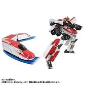 日本 新幹線變形機器人Z E6 小町號 TP17019 TAKARA TOMY