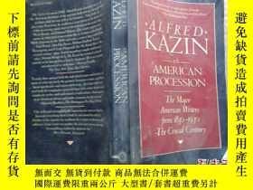 二手書博民逛書店An罕見American Procession(英文原版,美國遊