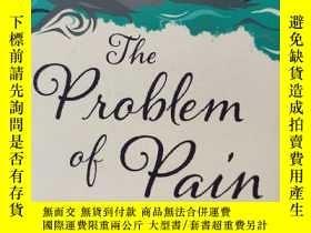 二手書博民逛書店The罕見problem of pain C.S. Lewis經典之作 痛苦的奧秘Y426456 C.S.Le