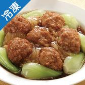 【立即出】呷七碗紅燒獅子頭800g+-5%/盒(年菜)【愛買冷凍】