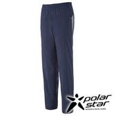 PolarStar 中性 防風保暖休閒長褲 『深藍』P15401