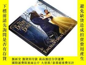 二手書博民逛書店Beauty罕見and the Beast: The Encha
