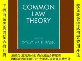 二手書博民逛書店Common罕見Law TheoryY256260 Edlin, Douglas E. Cambridge U
