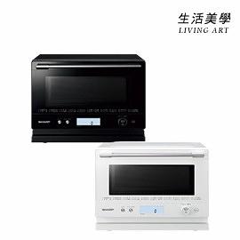 夏普 SHARP【RE-WF181】水波爐 烤箱 18L 微波烤箱 解凍 操作簡單 液晶螢幕
