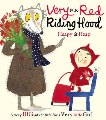 VERY LITTLE RED RIDING HOOD / 英文繪本《主題: 顛覆傳統故事》