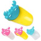洗手器 螃蟹造型 兒童洗手 水龍頭延伸器 洗手輔助器 RA3261 好娃娃