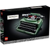 樂高積木 LEGO《 LT21327 》IDEAS 系列 - 打字機 / JOYBUS玩具百貨