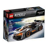 LEGO 樂高 SPEED 極速系列 75892 麥拉倫 McLaren Senna 【鯊玩具Toy Shark】