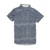 Deus Ex Machina Ralph Eastern Shirt 短袖襯衫-男/女(藍)
