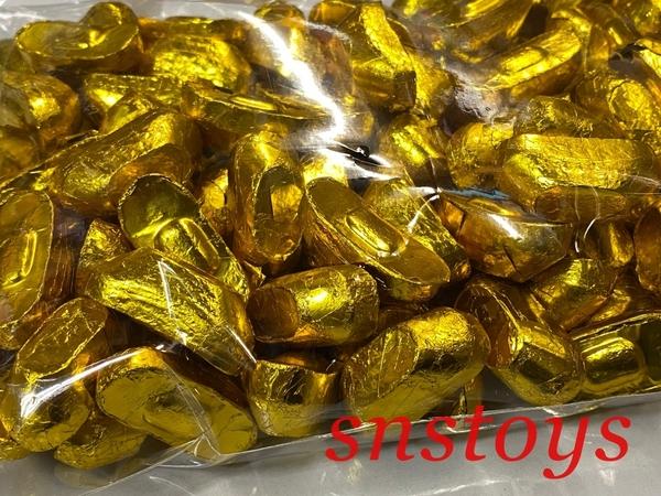 sns 古早味 懷舊零食 散糖 巧克力 金元寶 元寶巧克力 黃金 1000公克