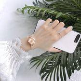 ins手錶女學生韓版簡約潮流小清新女生復古ulzzang小巧chic手錬式 創想數位