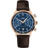 MIDO美度 先鋒系列傳承者計時腕錶 M0404273604200