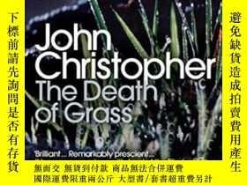 二手書博民逛書店The罕見Death Of Grass-草的死亡Y436638 John Christopher Pengui