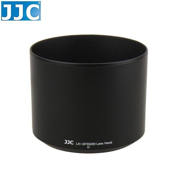 又敗家@JJC富士Fujfiilm副廠遮光罩XF55200太陽罩可反扣同Fujifilm原廠遮光罩XF 55-200mm F3.5-4.8 R LM遮陽罩OIS